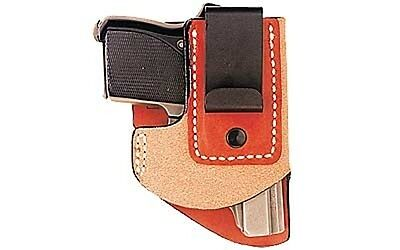 Desantis 020 Pop-Up ITP Right Hand Tan Seecamp Leather Holster