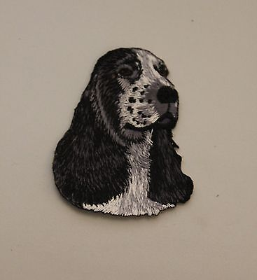 Aufnäher / patch Hunde English Cocker Spaniel [a034]