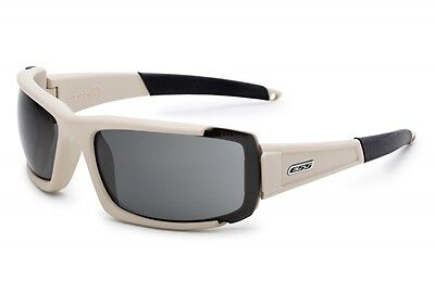 ESS Eyewear 740-0457 Desert Tan CDI Max Sun Glasses with Interchangeable Lenses