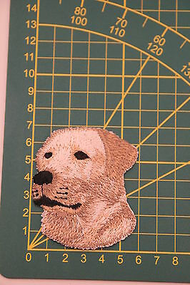 Aufnäher / patch Hunde Golden Retriever [a042]