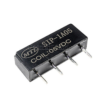 5V Relay SIP-1A05 Reed Switch Relay For PAN CHANG Relay 4PIN