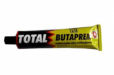 Total Butaprem Extra Strong  Shoe Repair Glue Contact Adhesive Leather & Rubber