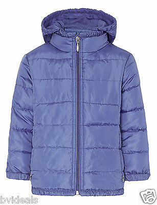 GIRLS coat from M&S pretty PURPLE lightweight JACKET - NOW FROM ONLY £5 EACH!!!!