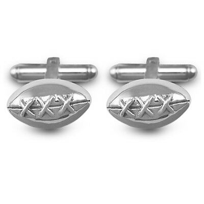 Fine Jewelry Popular Brand Sterling Silver Cufflink Rugby Ball Catalogues Will Be Sent Upon Request Jewelry & Watches