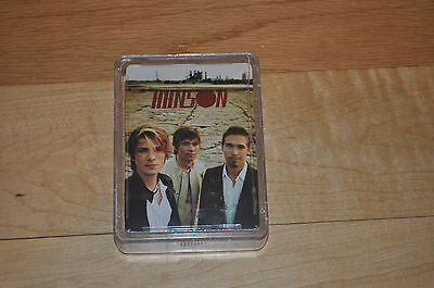 RARE NEW Hanson The Walk Deck of Cards!