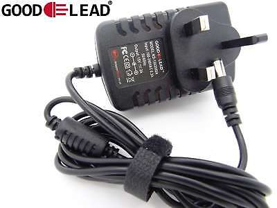 Replacement For 15V 500mA AC DC Adapter model JY 150 050 - NEW UK SELLER