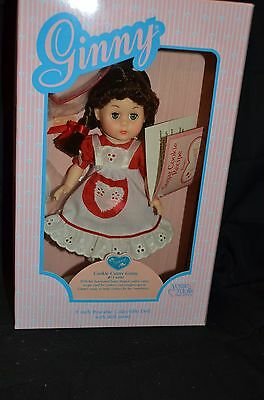 Vintage Cookie Cutter Ginny Doll 1988 - New in Box