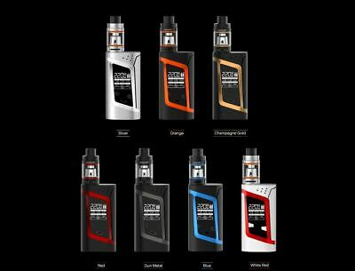 Genuine Smok Alien Kit 220W Tc With Tfv8 Baby Tank 100% Authentic Many Colours