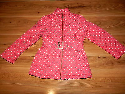 NEXT girls pretty autumn spring coat 5-6 years *I'll combine postage
