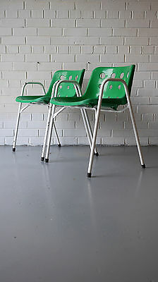 Robin Day for Hille pair of polo armchairs (Heals-Danish-Mid-Century-G-Plan)