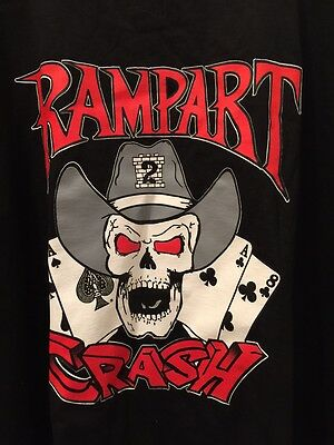 LAPD GANG Rampart New XXXL T Shirt Los Angeles Police off Duty