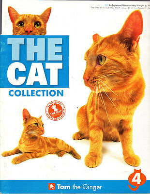 The Cat magazine, No4, Tom the Ginger