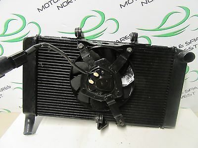 Honda Cbr600 Cbr600F Fa Cb600 Abs 2011 Radiator With Cooling Fan Bk239