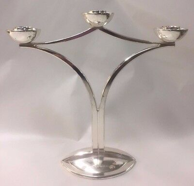 Bmf Germany Art Deco Candle Holder