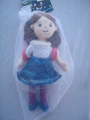 """The Story of Funukkah"" Hanukkah Girl Plush Doll Only, UPC 866793000029"