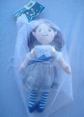 """The Story of Funukkah"" Hanukkah Girl Plush Doll Only, UPC 866793000067"