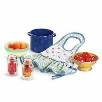 American Girl Doll Kit's Produce and Preserves NEW!! retired