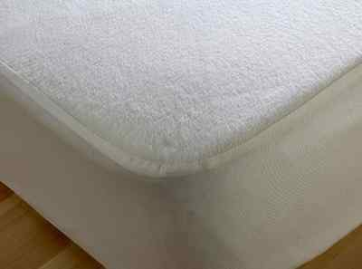 Terry Towel Waterproof Mattress Protector Fitted Sheet Cover All Sizes