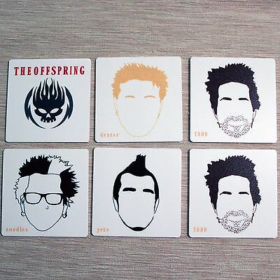 The Offspring Coasters