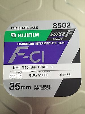 Fujifilm 8502 F-c1 Intermediate Film 35mm 2000ft
