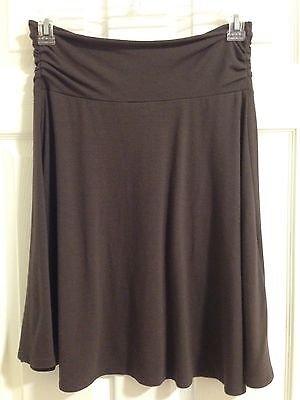 Old Navy Maternity Skirt-ruched waistband- Size Small