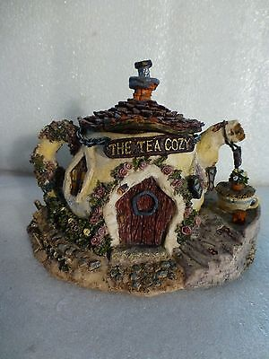 "Boyd'S Bearly-Built Villages ©2000 ""The Tea Cozy"" #15, Style 19015"