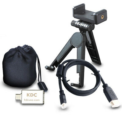 Accessories for UO Smart Beam Laser Tripod, Holder, Pouch, HDMI cable
