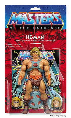 HE-MAN Ultimate Edition 2017 He Man Masters of the Universe Classics MOTU NEU