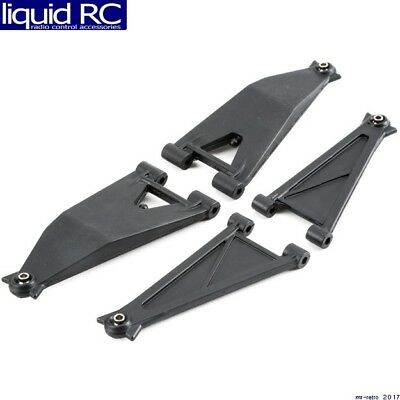 Losi 234004 Front Suspension Arm Set Upper/Lower: Baja Rey