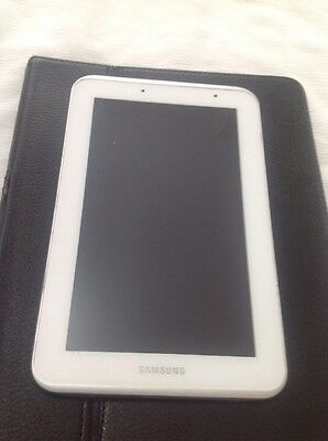 """LCD DISPLAY SCREEN & DIGITIZER TOUCH ASSEMBLY For Samsung Tab 2 7"""" P3100 *WHITE*"""