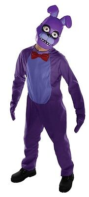 Five Nights at Freddy's Bonnie Child Costume, Purple, Rubies