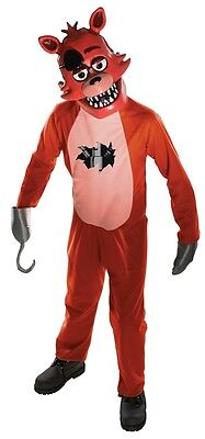 Five Nights at Freddy's Foxy Child Costume, Red, Rubies