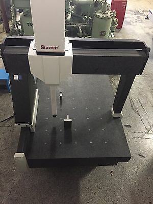 Starrett Coordinate Measuring Machine Model RGC4040-24B