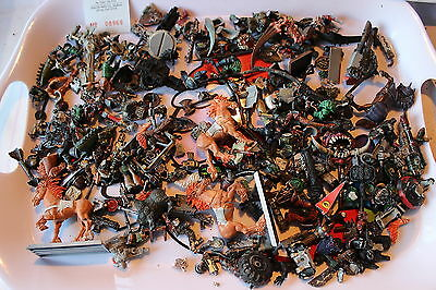 Games Workshop Warhammer 40k Fantasy Bits Job Lot Spares Conversions Army Size