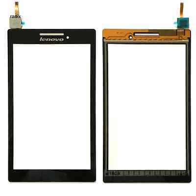 Touch Screen Digitizer Front Glass Repair For Lenovo Tab 2 A7-20 A7-20F Tablet