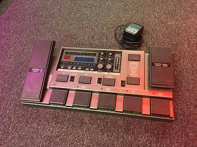"Zoom ""Super Player"" 8080 Rare Multi-Effects Pedal - 1990s"