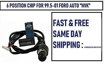 TS Performance 1180406 6 Position Chip for 99.5-01 Ford 7.3 Automatic - NVK