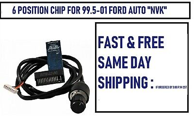 TS Performance 1180406 7.3 L Ford 99.5-01 Auto 6-Chip