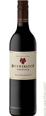 South African Alcohol/ Wine - Beyerskloof Pinotage