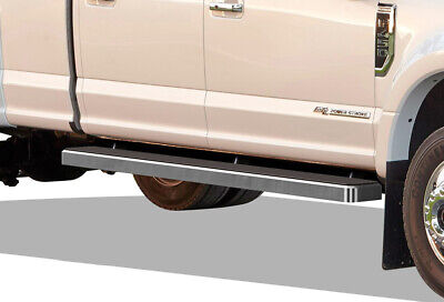 """iBoard Running Boards 6"""" Fit 99-16 Ford F250/F350 SuperDuty Crew Cab"""