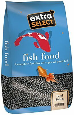 Extra Select Pond Pellets 10 Kg