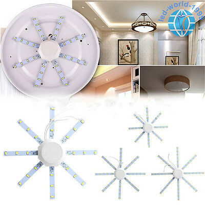 12/16/20/24W 5730SMD Round LED Lamp Octopus Round kitchen bedroom Ceiling Light