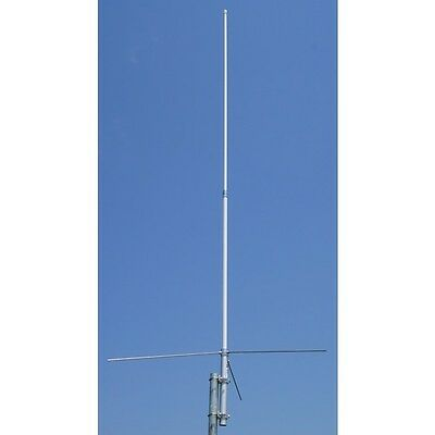 Tram 1480 Amateur Dual-Band Base Antenna 2 Sectiion Heavy-Duty - 8ft