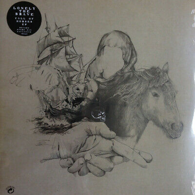Lonely The Brave Call Of Horses RSD vinyl EP NEW/SEALED