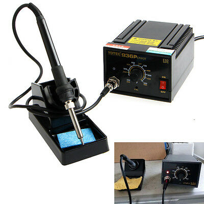 110V 220V 936 Power Electric Soldering Station SMD Rework Welding Iron