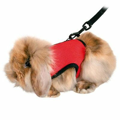 Trixie 61512 Harness for Small Animals for Guinea Pigs Nylon 13 - 17 cm   18 - 2