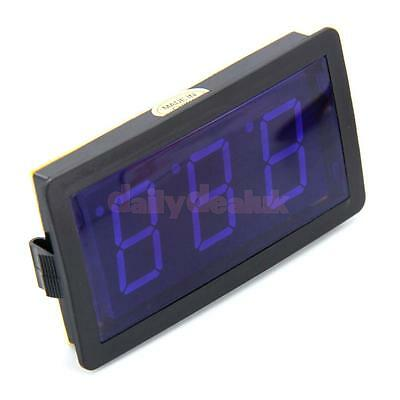 0.8inch Blue LED 0~999 Up/Down Digital Counter Meter