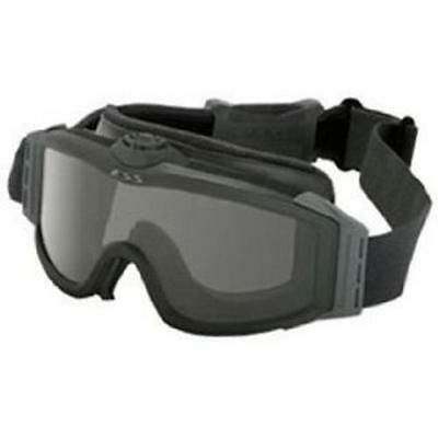 ESS Eyewear 740-0132 Black Asianfit Profile Eye Safety System With Turbofan