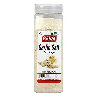 garlic Salt sal de ajo Badia  Spanish All Purpose  Seasonings Spices sazon