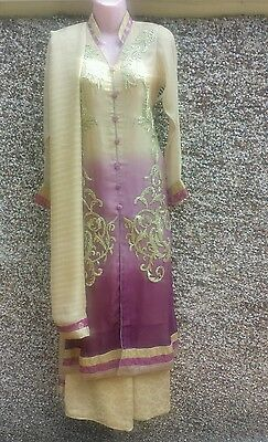 Pakistani Sharara salwaar suit, anarkali dress,  readymade suit. Eid suit